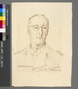 Lieutenant-Colonel A D Merriman, GC