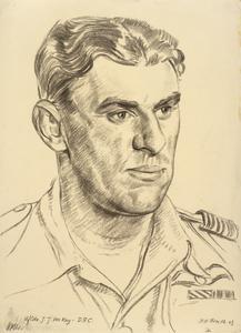 Wing Commander J J McKay, DFC
