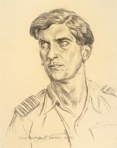 Group Captain J Darwen, DFC