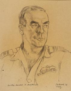 Air Vice-Marshal H Broadhurst : DSO, DFC and Bar, AFC