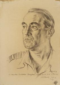 Air Marshal Sir Arthur Coningham : KCB, DSO, MC, DFC, AFC