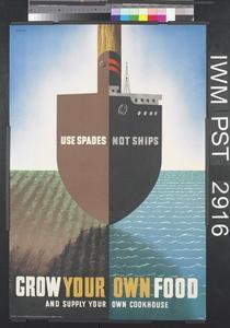 Use Spades Not Ships