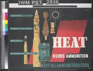Heat Ruins Ammunition