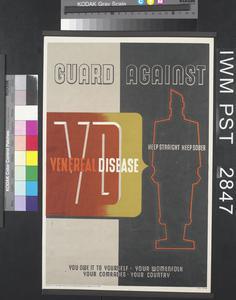 Guard Against Venereal Disease