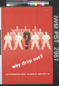 Why Drop Out?
