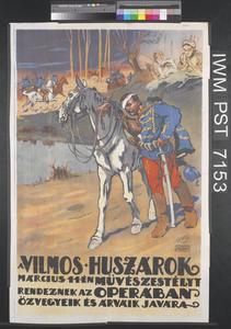 A Vilmos-Huszárok [The Wilhelm Hussars]
