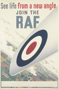 See Life from a New Angle - Join the RAF