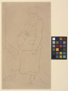 Woman in Uniform 1914