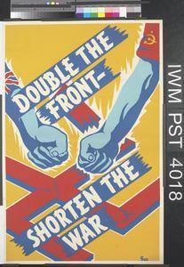 Double the Front - Shorten the War