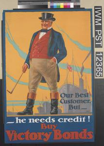 Our Best Customer, But - He needs Credit!