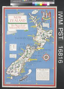 New Zealand - Her Natural and Industrial Resources