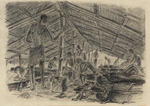Kanyu Riverside Camp: Dysentery Ward