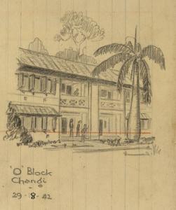 O Block, Changi Camp