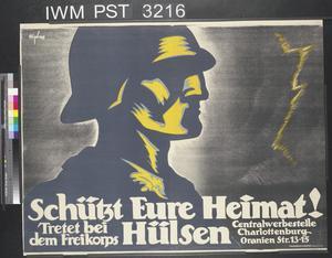 Schützt Eure Heimat! [Protect Your Homeland!]