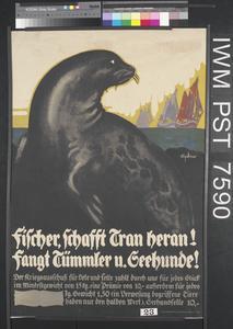 Fischer, Schafft Tran Heran! [Fishermen, Bring Train Oil!]