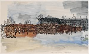 The March Past