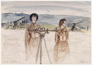 A Mixed Battery, RA : telescope-identification girls
