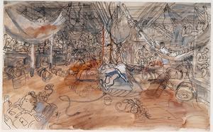 Mess Decks; a Royal Artillery Draft 'Convoy' series, 1941 - 1942