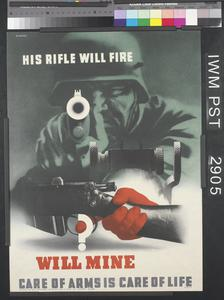 His Rifle Will Fire - Will Mine?