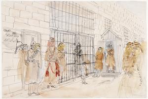 Prison Gates : Arab Legion