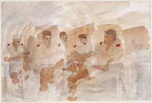The Battle of Egypt, 1942: Crew of the South African Air Force Boston Squadron