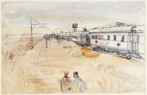 The Battle of Egypt, 1942: No 5 Ambulance Train