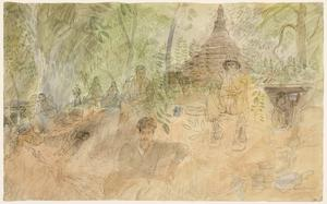 Battle of Arakan, 1943: With the Lancashire Fusiliers on Temple Hill, Rathedaung Front