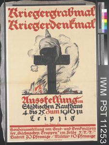 Kriegergrabmal-Kriegerdenkmal [Soldiers' Graves and Memorials]