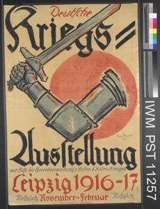 Deutsche Kriegs-Ausstellung [German War Exhibition]