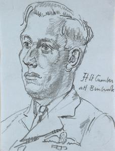 Flight Lieutenant Cumber