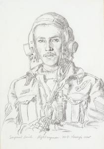 Sergeant Smith : Flight Engineer
