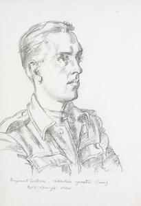 Sergeant Cookson : wireless operator