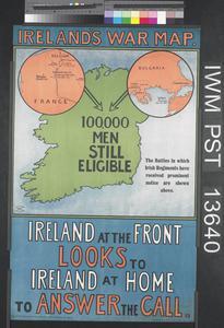 Ireland's War Map