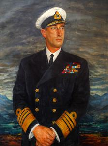 Admiral Lord Louis Mountbatten, GCVO, KCB, DSO