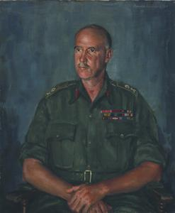Lieutenant-General Sir Frank Messervy, KBE, CB, DSO and Bar