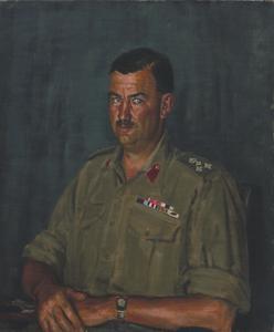 Brigadier C P Jones, CBE, MC : Malaya Command