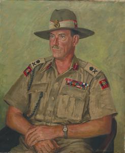Lieutenant-General Sir Montagu Stopford, KBE, CB, DSO, MC