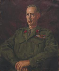 Lieutenant-General Sir Miles Dempsey, KCB, KBE, DSO, MC