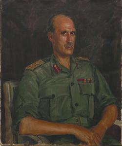 Major-General R F S Denning, CB