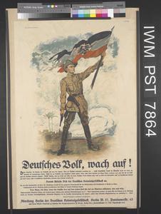 Deutsches Volk, Wach Auf! [German People, Wake Up!]