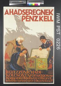 A Hadseregnek Pénz Kell [The Army Needs Money]