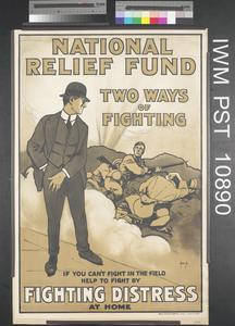 National Relief Fund - Two Ways of Fighting
