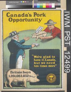 Canada's Pork Opportunity