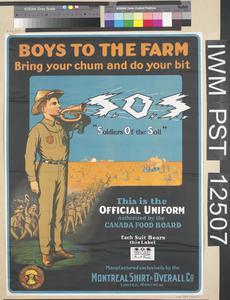 Boys to the Farm