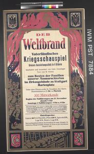 Der Weltbrand [The World Fire]