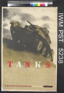 Tanks - a Minstry of Information Exhibition