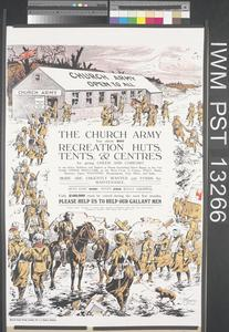 Church Army - Open to all