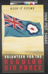 Volunteer for the Regular Air Force