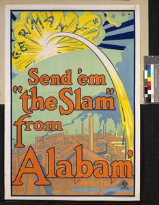 Send 'Em 'The Slam' from Alabam'