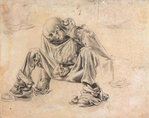 Study for 'No Man's Land'